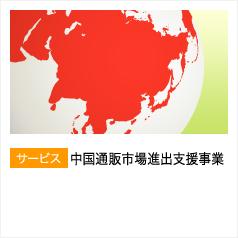 中国通販市場進出支援事業